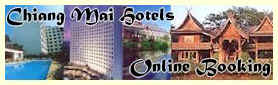 Chiang Mai Hotels - Online Booking