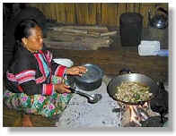 Lahu Hilltribe Kitchen
